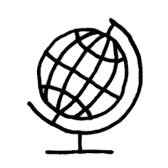 illustration d'un globe