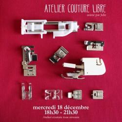 Atelier couture libre...