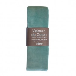 Velours de coton 50x140cm -...