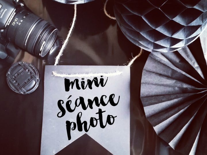 Mini séance photo – Noël 2015