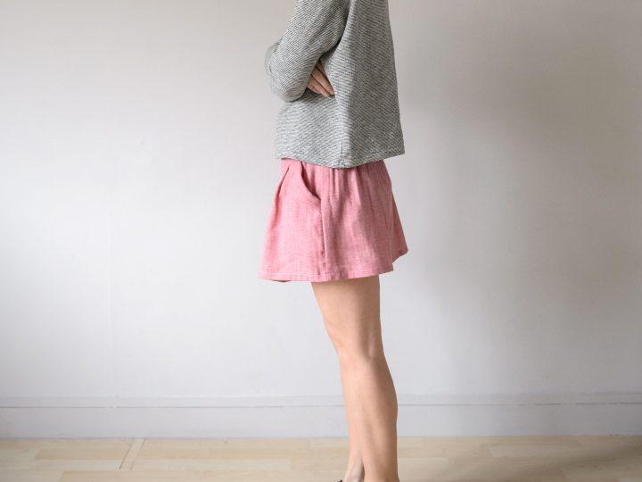 aime comme Manège – La jupe-culotte