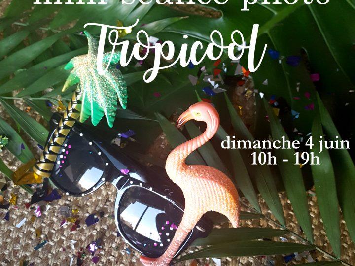 Minie-séance «Tropicool»