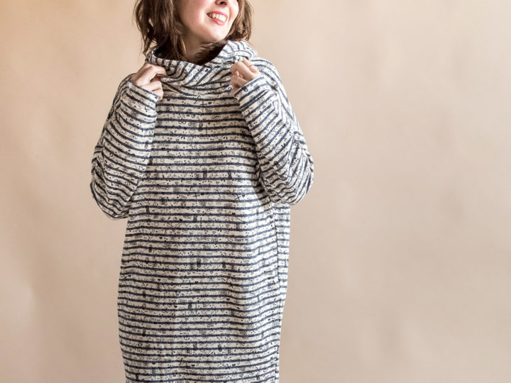 aime comme Moodies – la robe