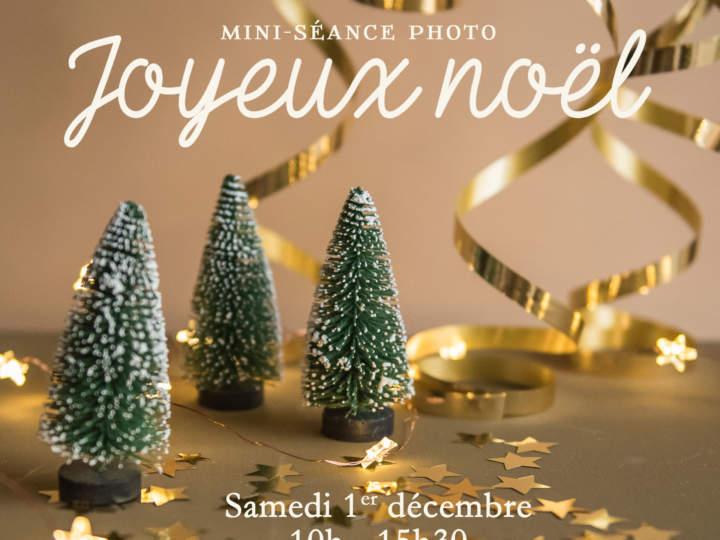 minie-séance «Joyeux Noël»